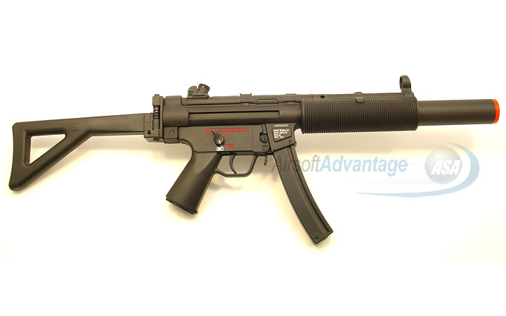 NEW GENERATION MP5 SD w/ Folding Stock