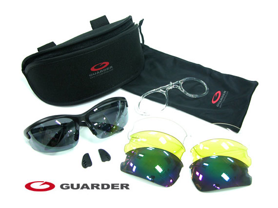 G-C3 Polycarbonate Eye Protection (2007 Ver)